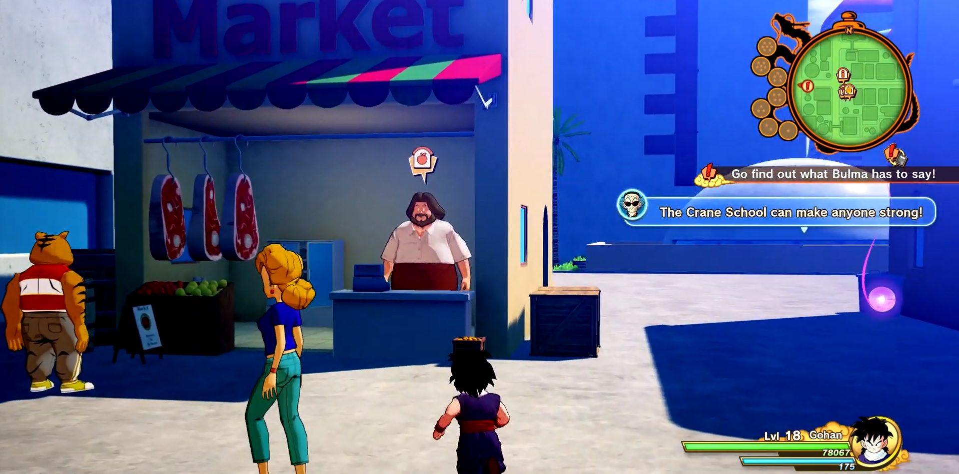 Dragon Ball Z Kakarot Where To Buy Eggs