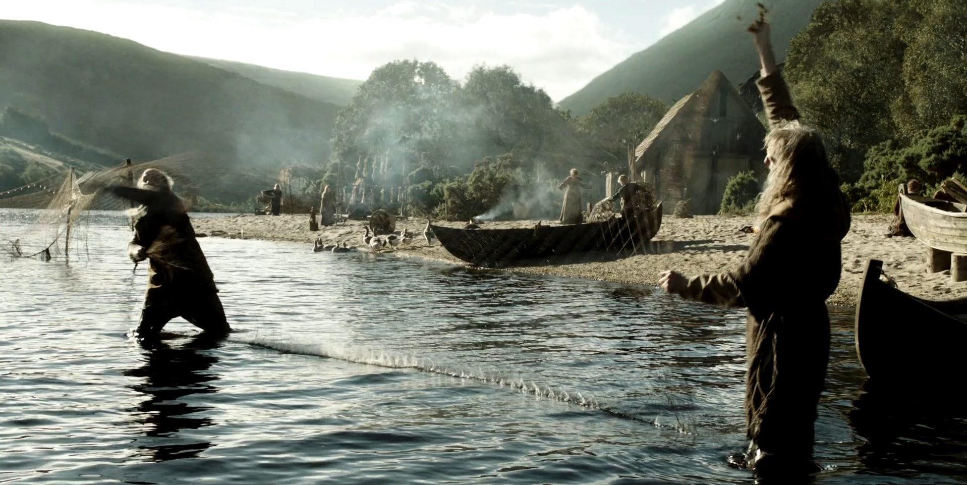Assassin's Creed Valhalla Fishing