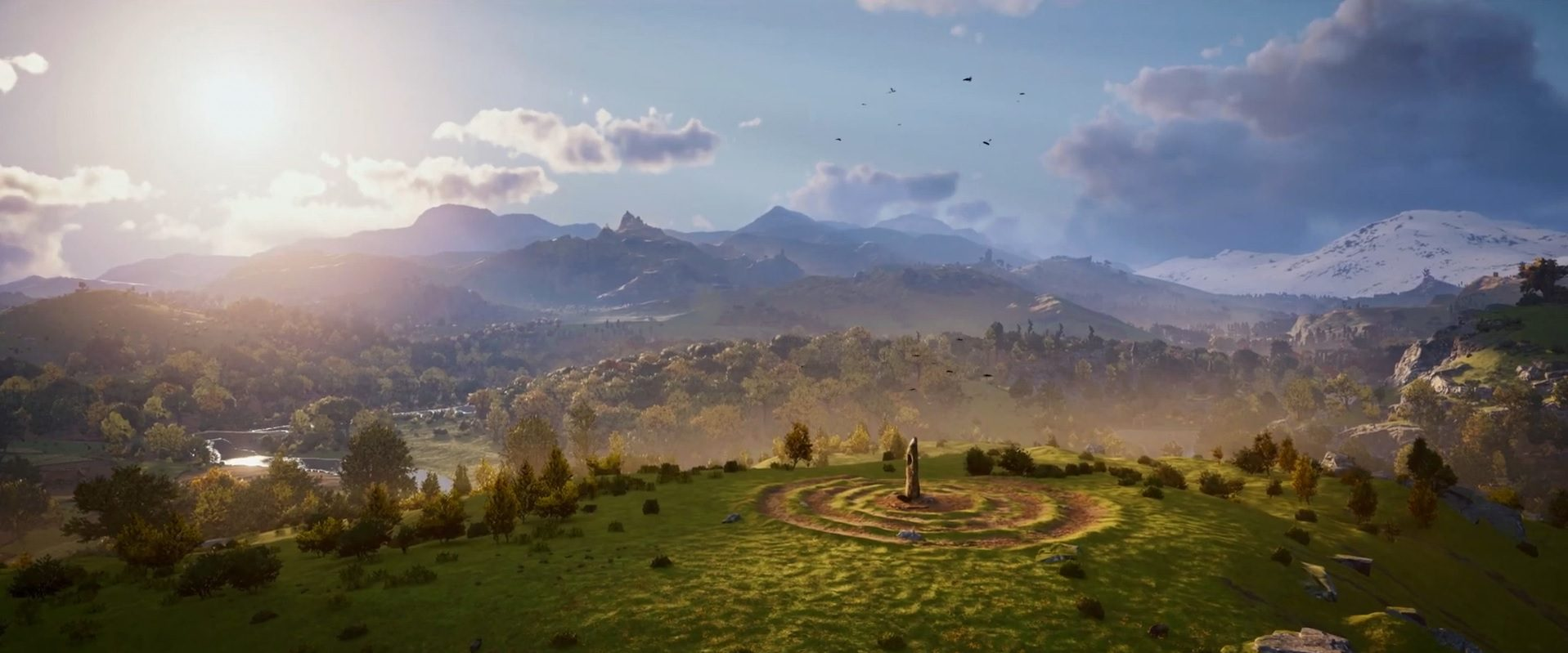 Assassin's Creed Valhalla Ireland
