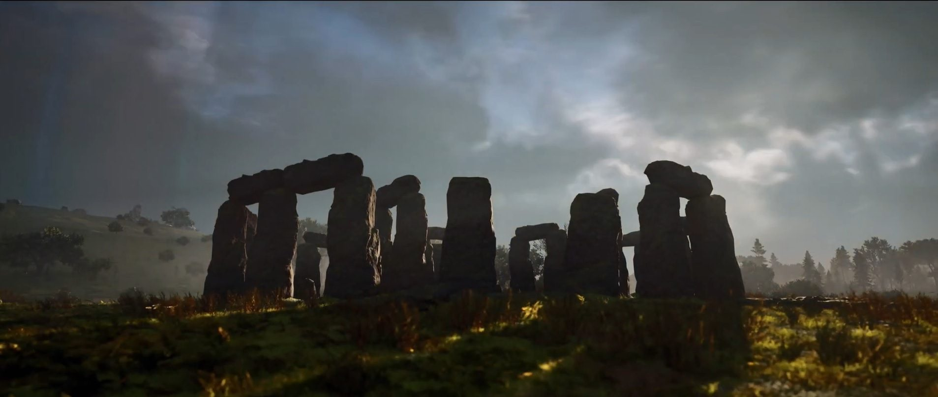 Assassin's Creed Valhalla Stonehenge
