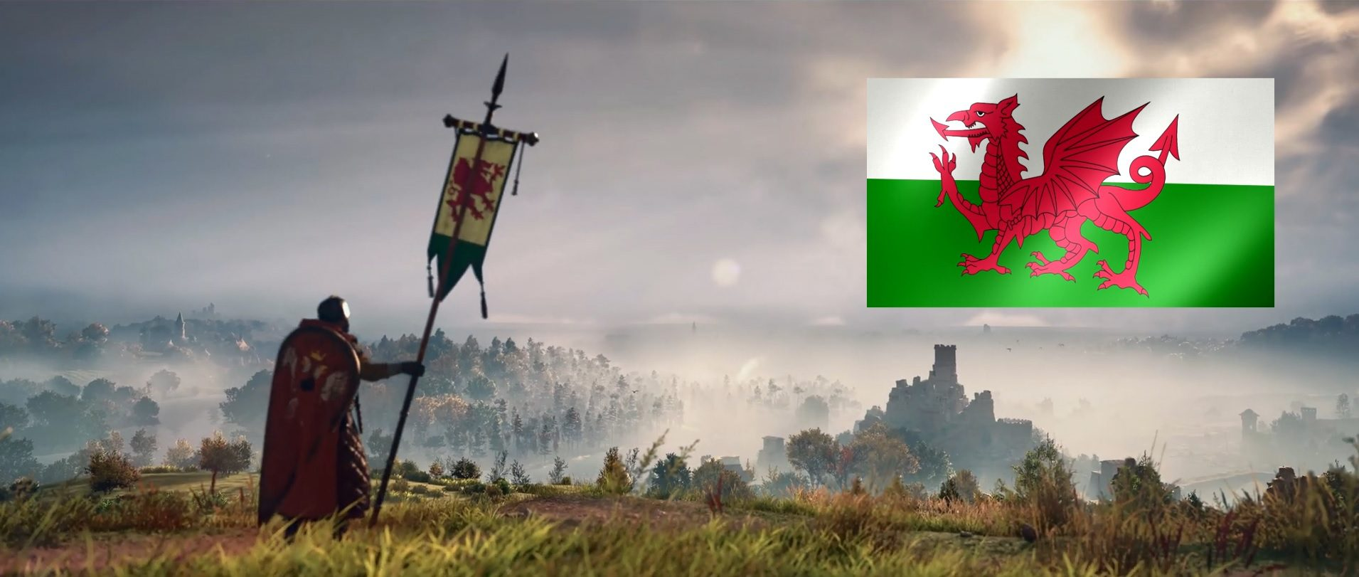 Assassin's Creed Valhalla Wales