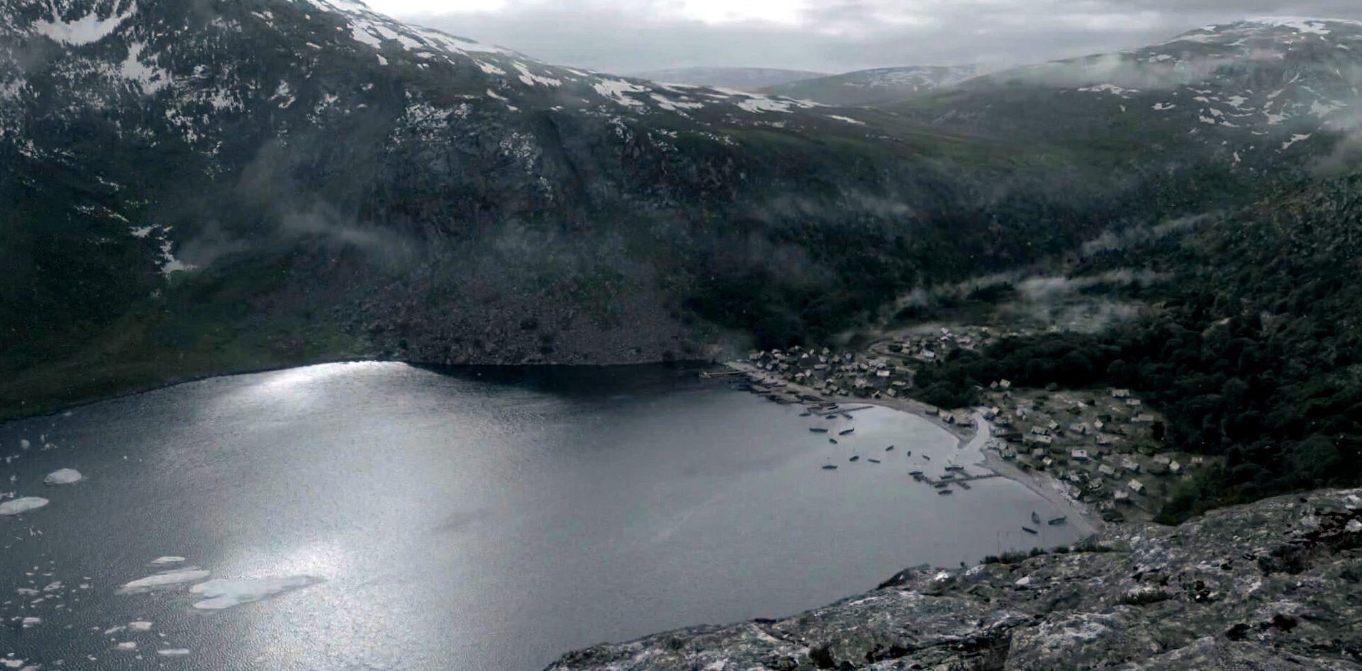 Vikings TV Series Kattegat