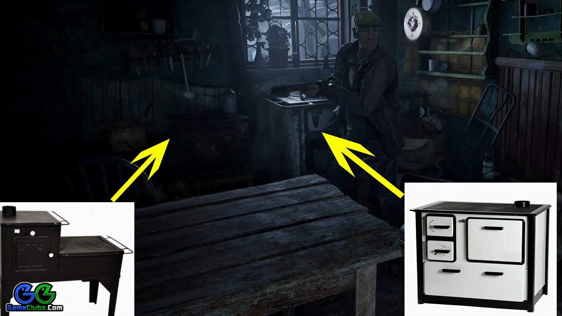 Resident Evil Village Old Man
