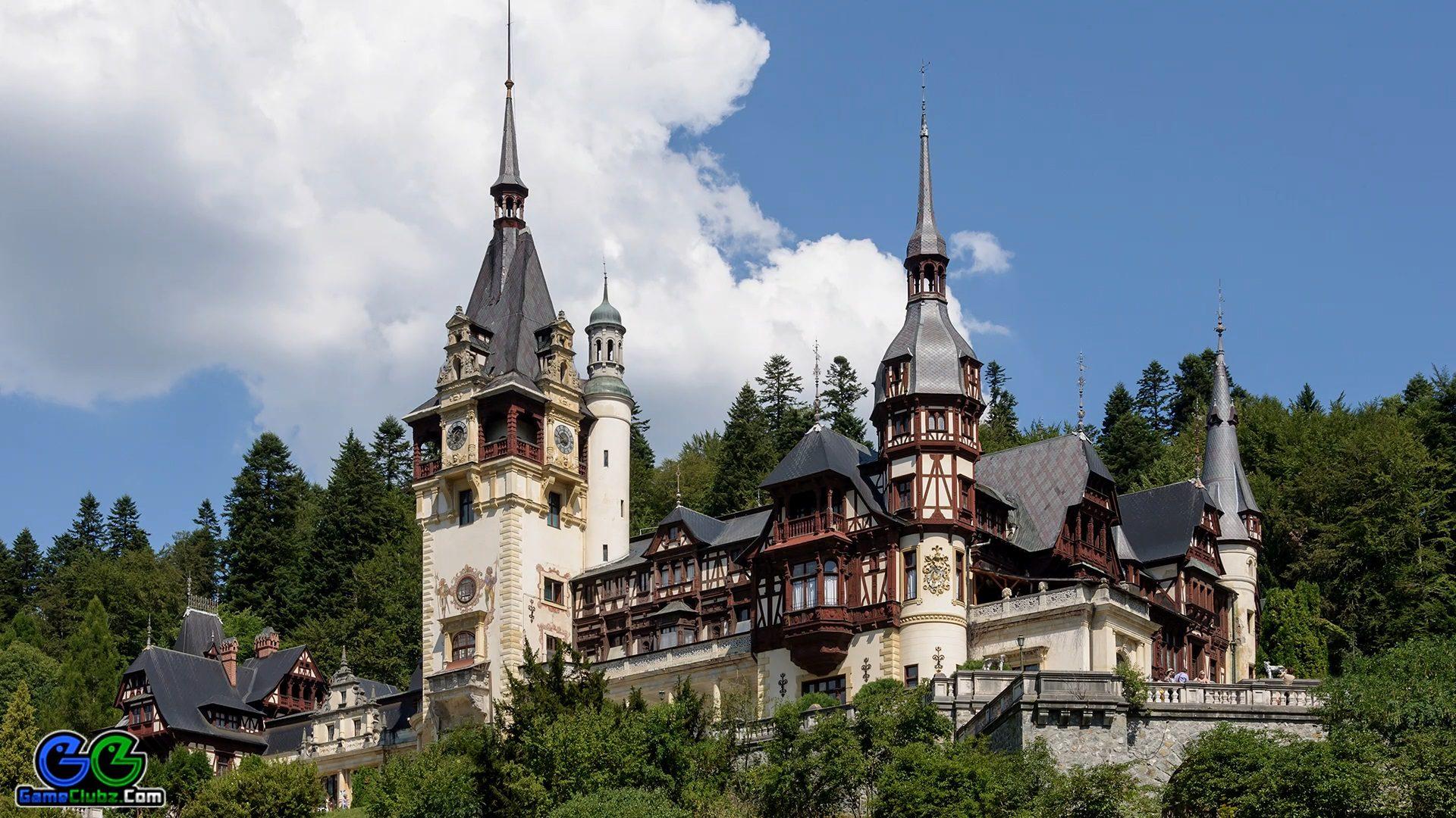 Resident Evil 8 Castle