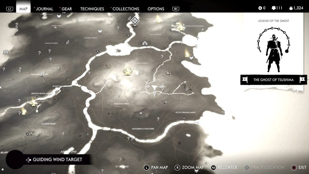 Ghost of Tsushima Hidden Altar 9 Location