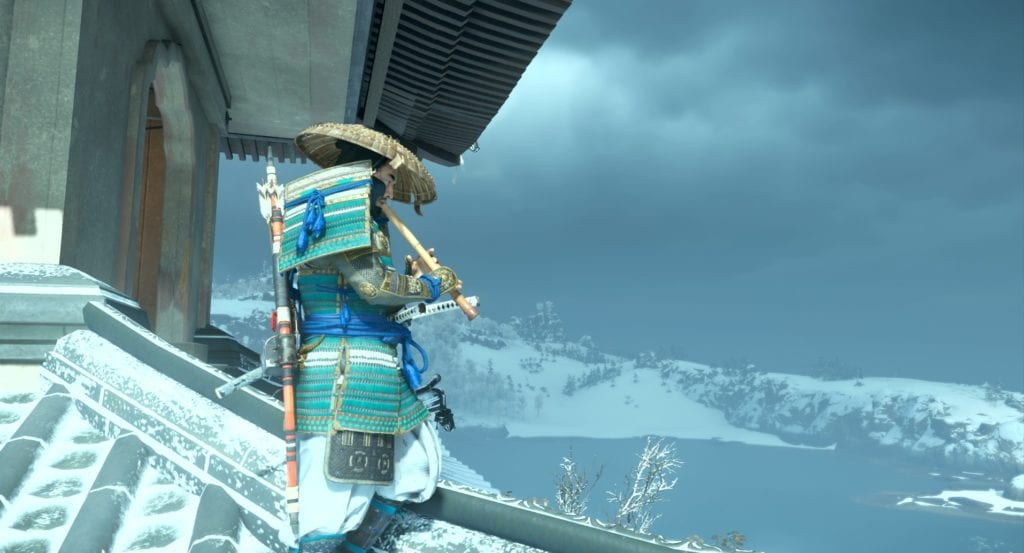 Ghost of Tsushima How To Change Weather