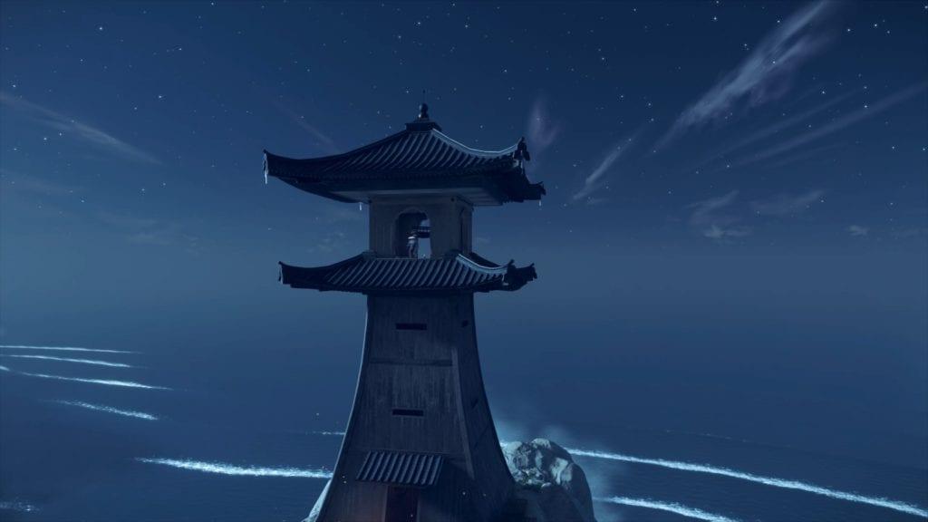 Ghost of Tsushima Lighthouse Location 2