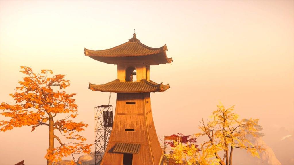 Ghost of Tsushima Lighthouse Location 5