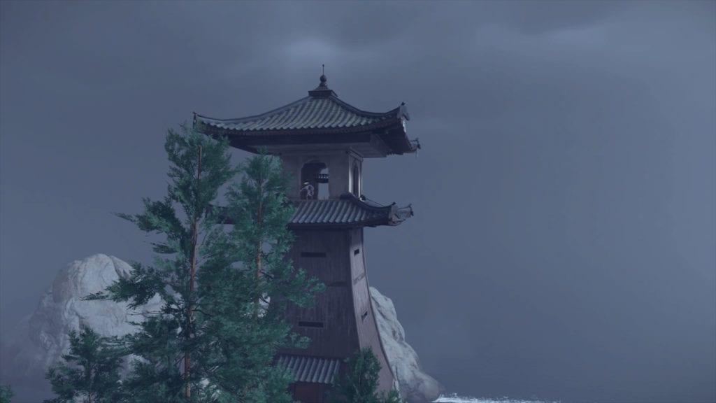 Ghost of Tsushima Lighthouse Location 6