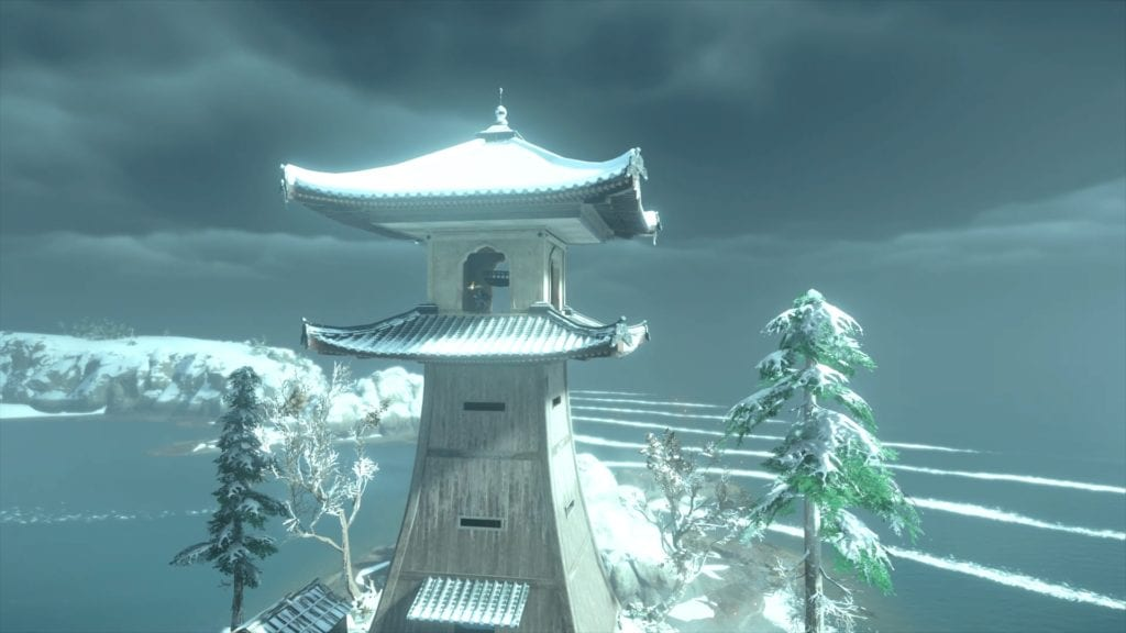 Ghost of Tsushima Lighthouse Location 8