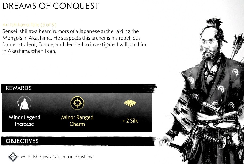 Ghost of Tsushima Silk Locations Guide
