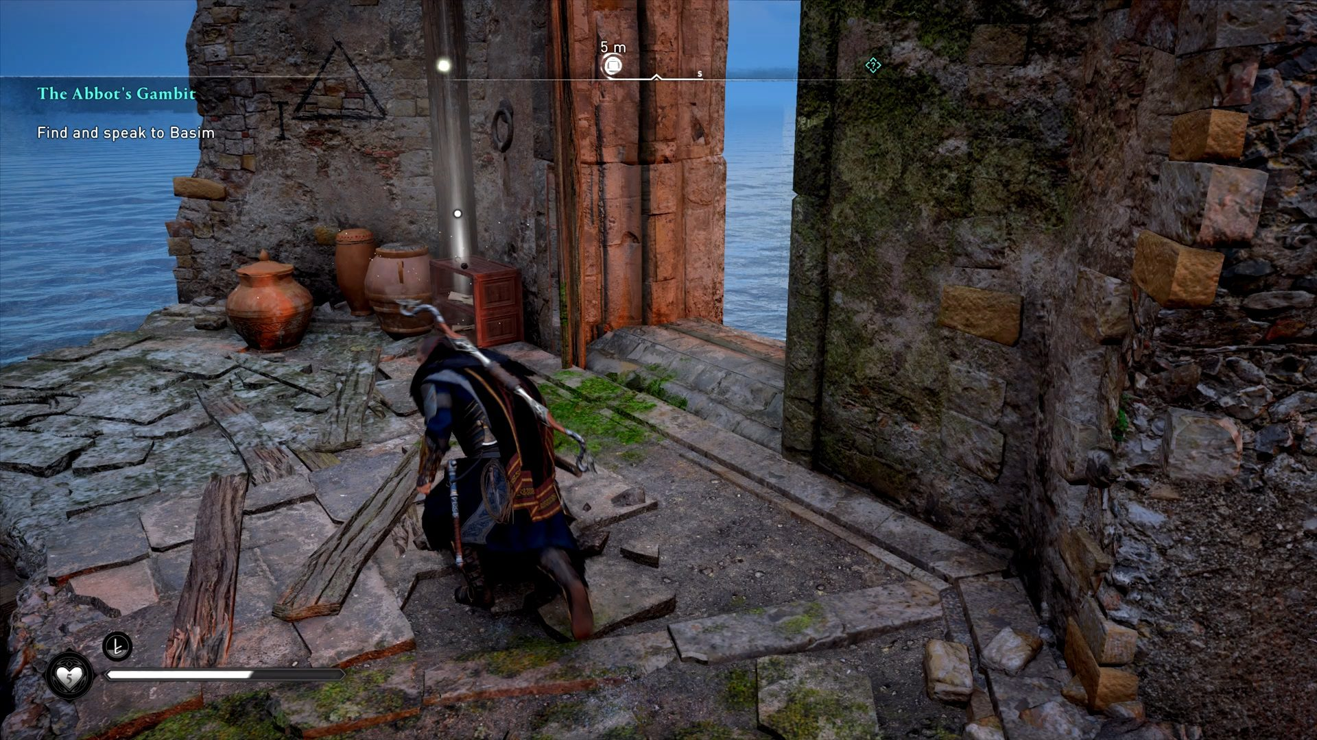 Assassin's Creed Valhalla Cent Hoard Map Location