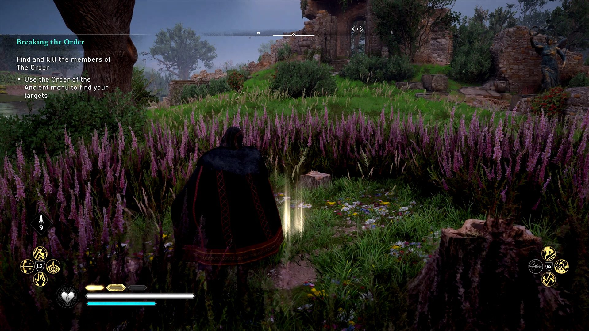 Assassin's Creed Valhalla Essexe Hidden Hoard Treasure Location