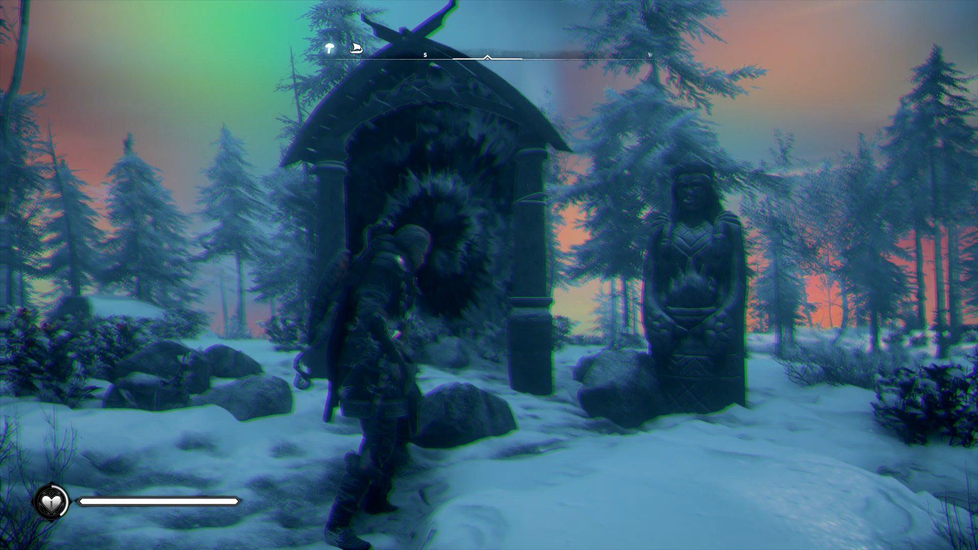 Assassin's Creed Valhalla Rygjafylke Fly Agaric Second Gate