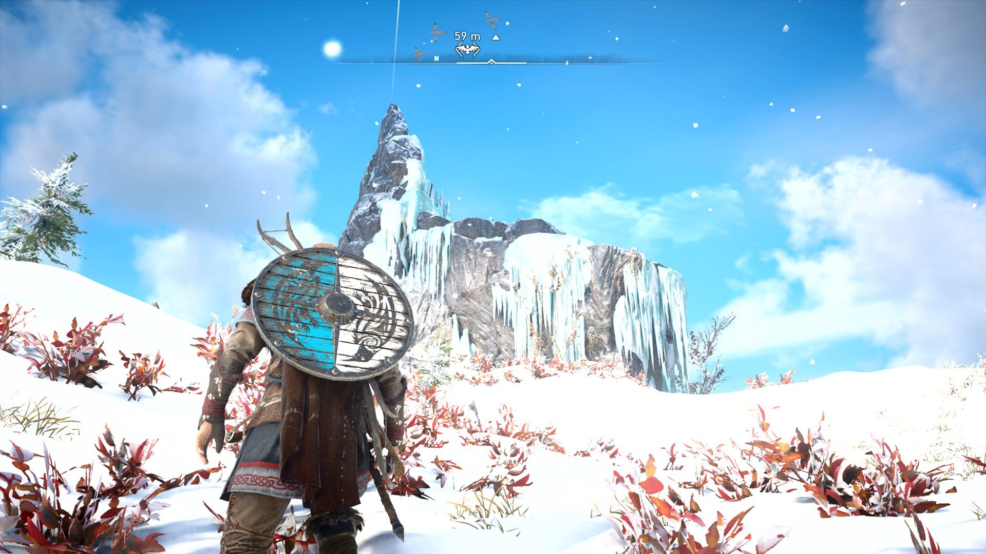 Assassin's Creed Valhalla Rygjafylke Viewpoints Location 3