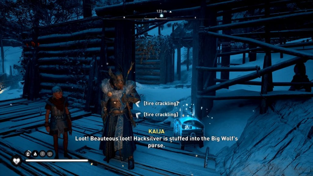 Assassin's Creed Valhalla Kaija Raid Mystery