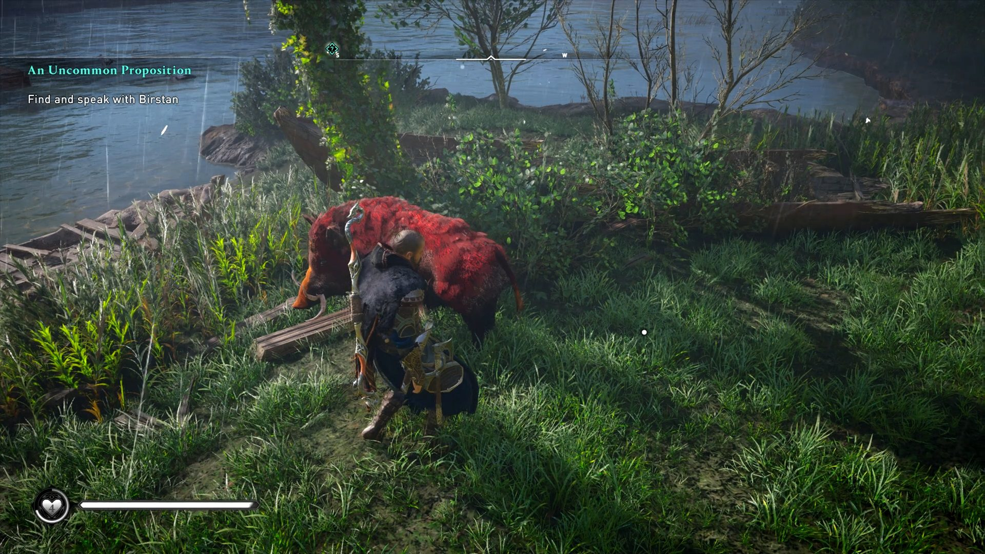 Assassin's Creed Valhalla Lady Trotters Treasure Location