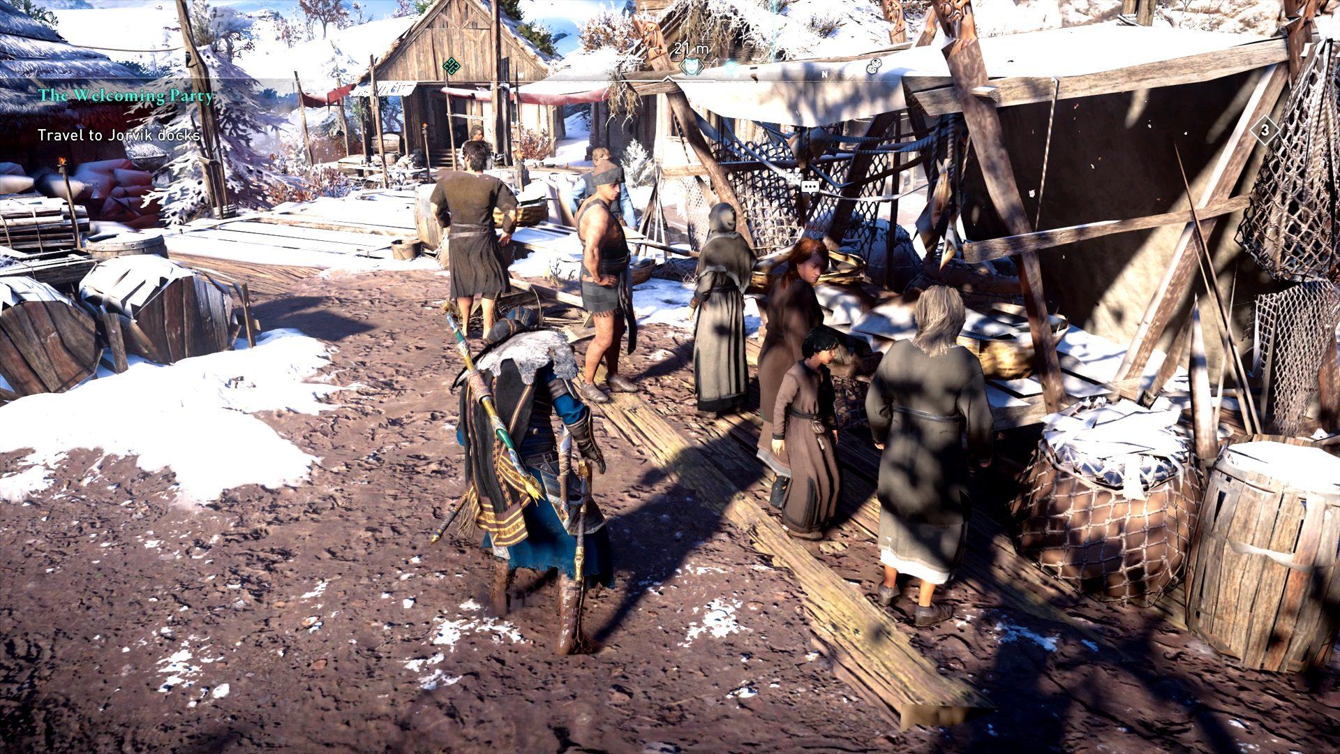 Assassin's Creed Valhalla Love Letter Recipient Location