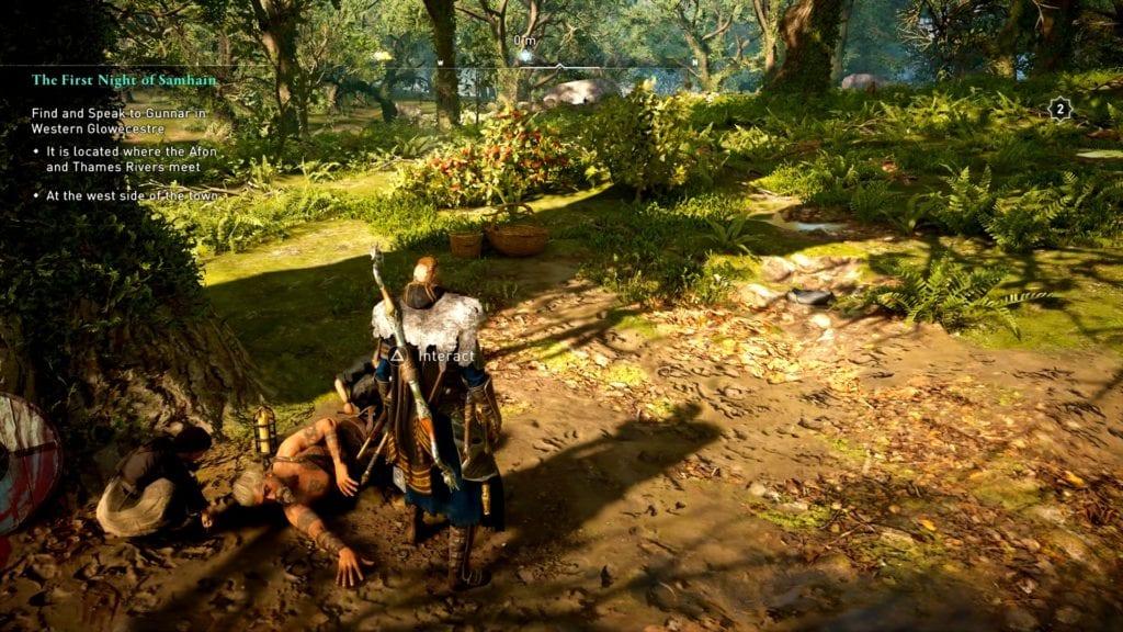 Assassin's Creed Valhalla Ascila Norse Warrior Axe Location