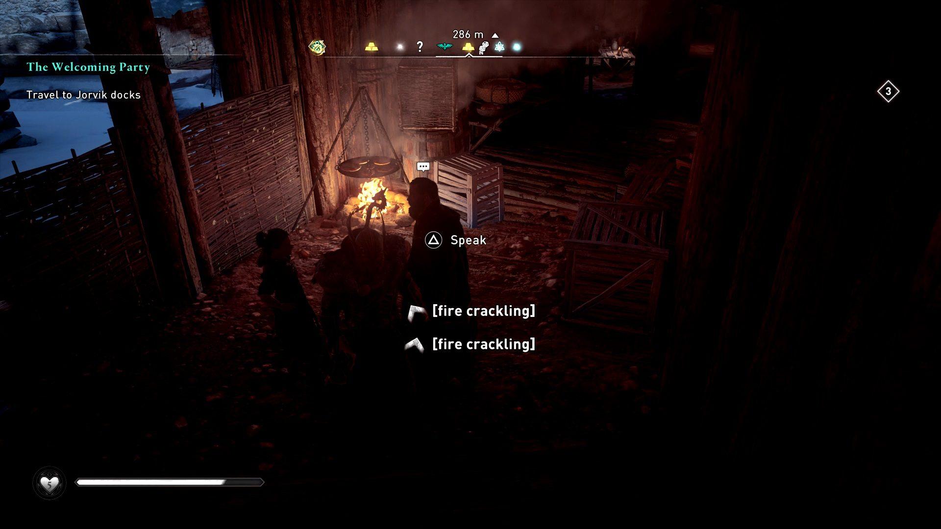 Assassin's Creed Valhalla Pie Thief Location