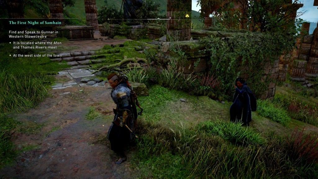 Assassin's Creed Valhalla Pregnant Woman Ermina Quest Bug
