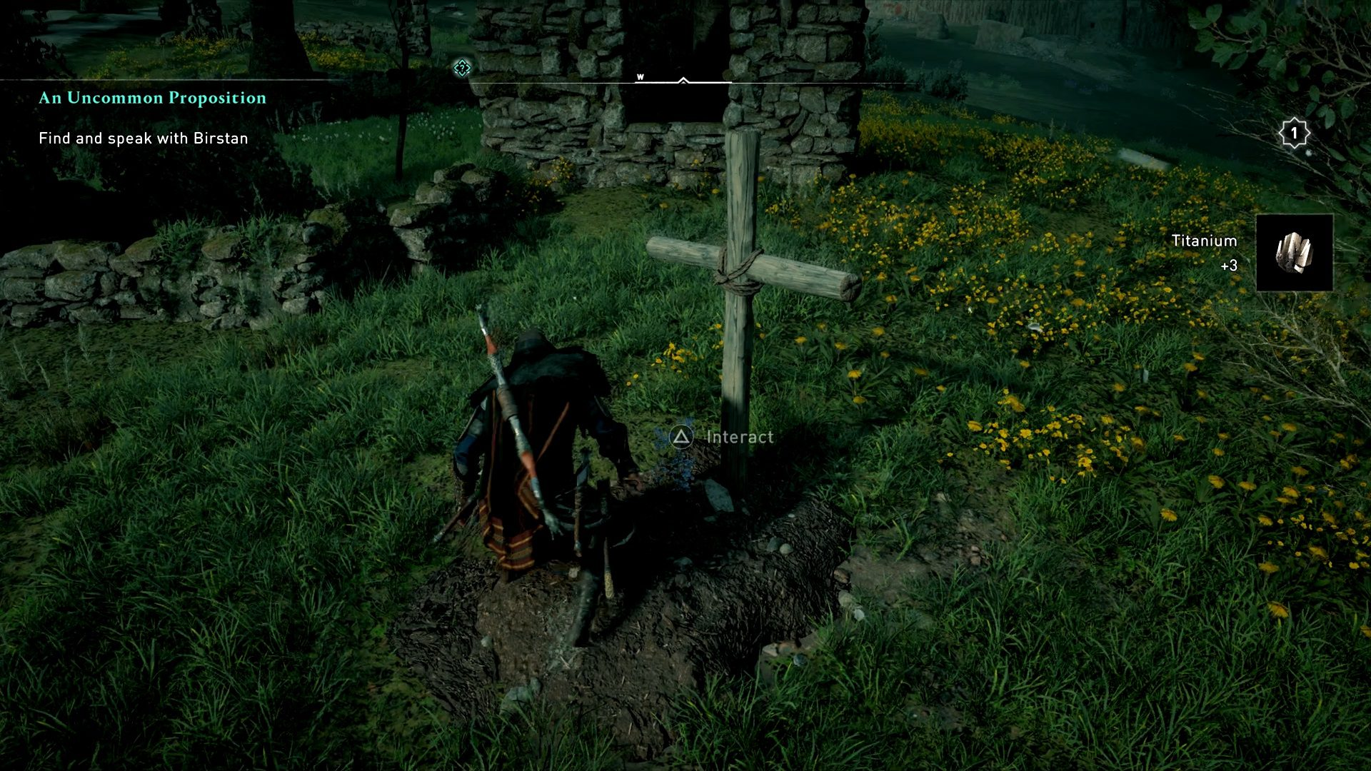 Assassin's Creed Valhalla Pretty Flowers Locations
