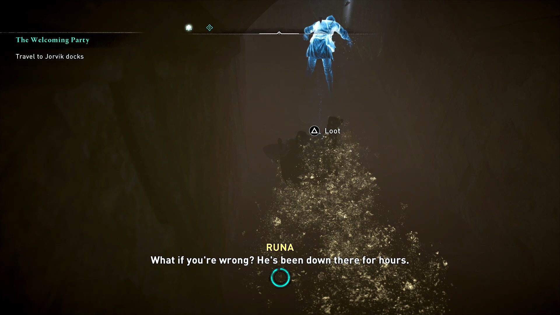 Assassin's Creed Valhalla Runa Father Location