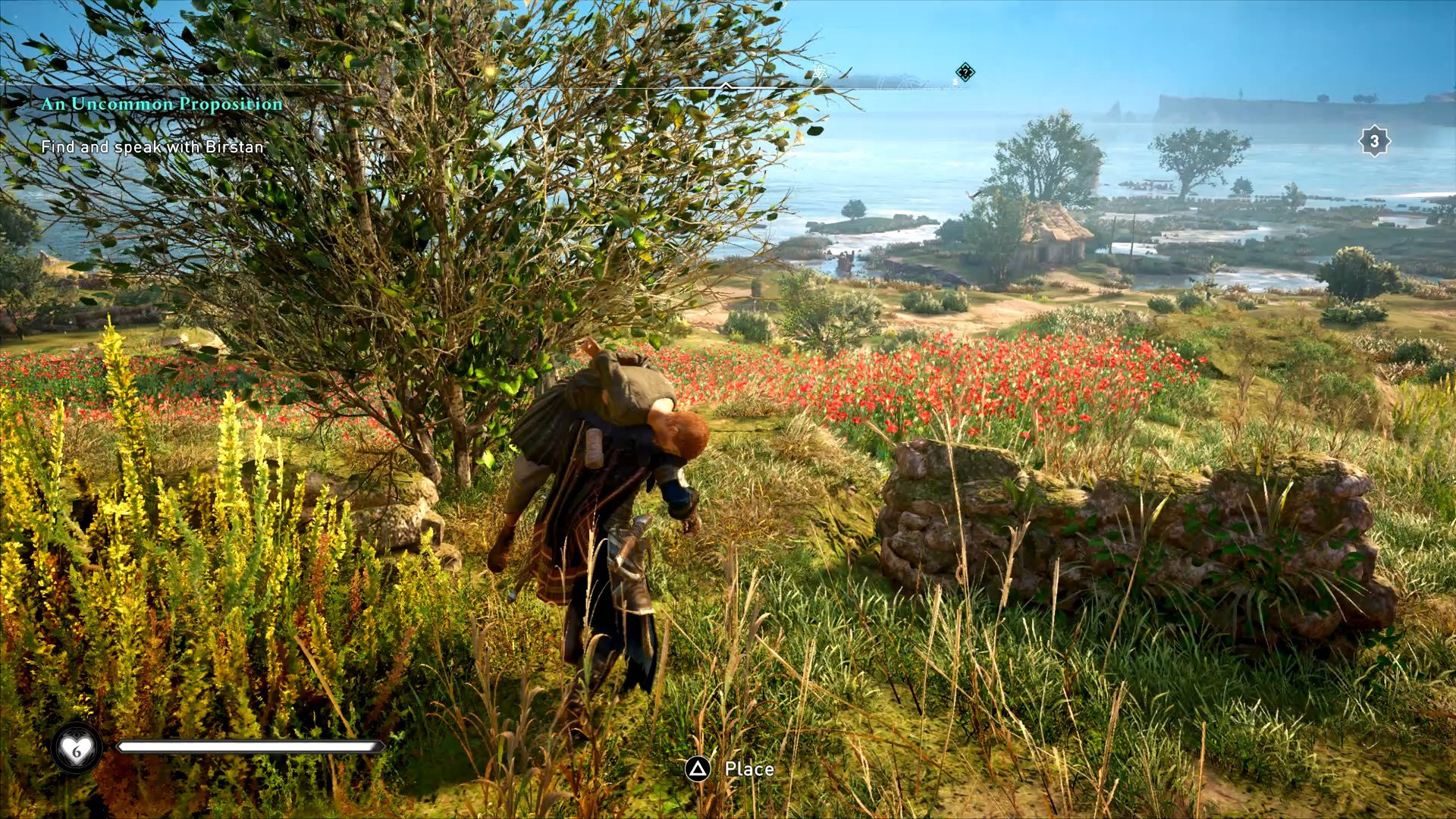 Assassin's Creed Valhalla Spinster Husband Lover Lcoation