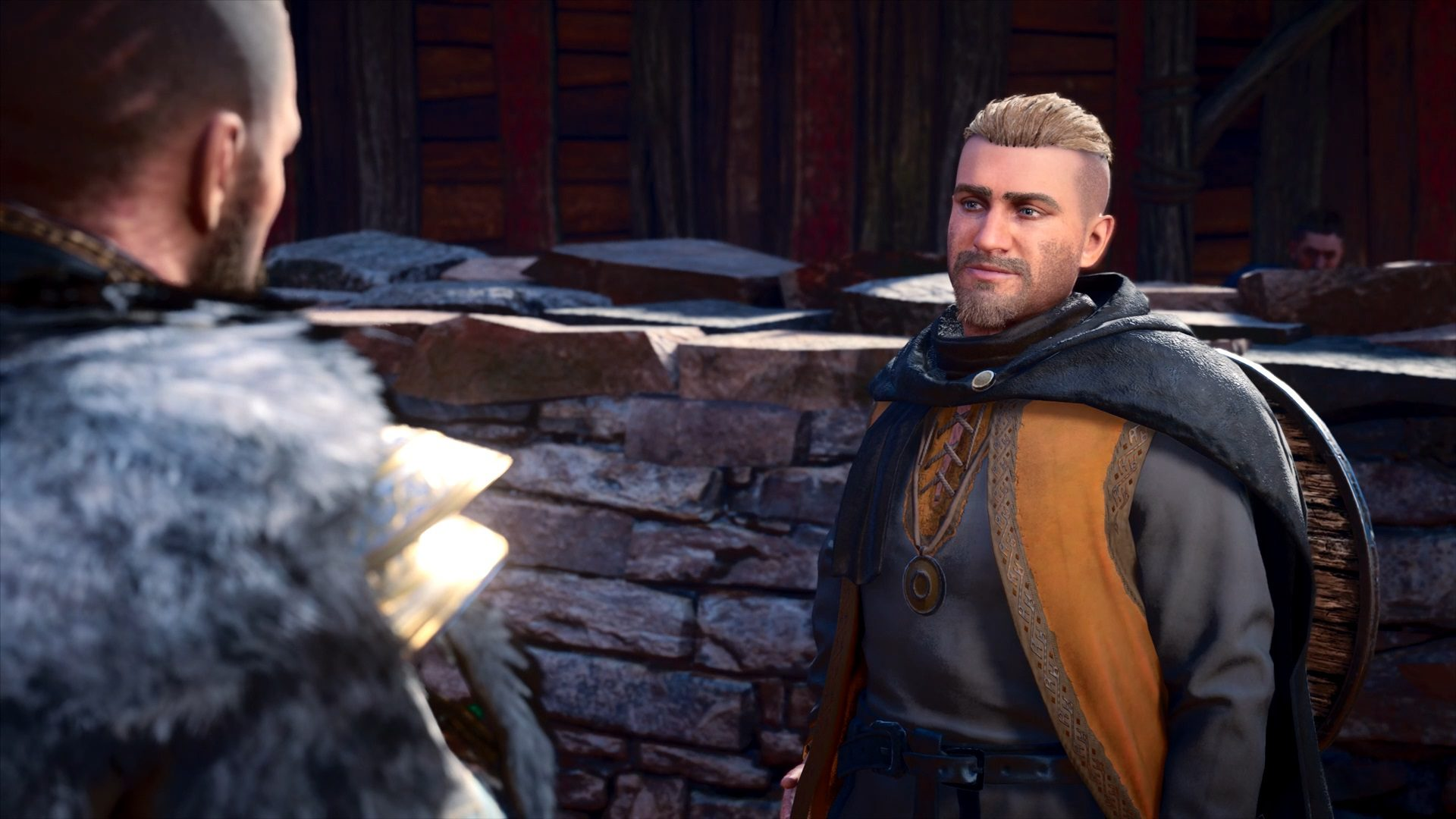 Assassin's Creed Valalla Stigr The Amorou Flyting Answers