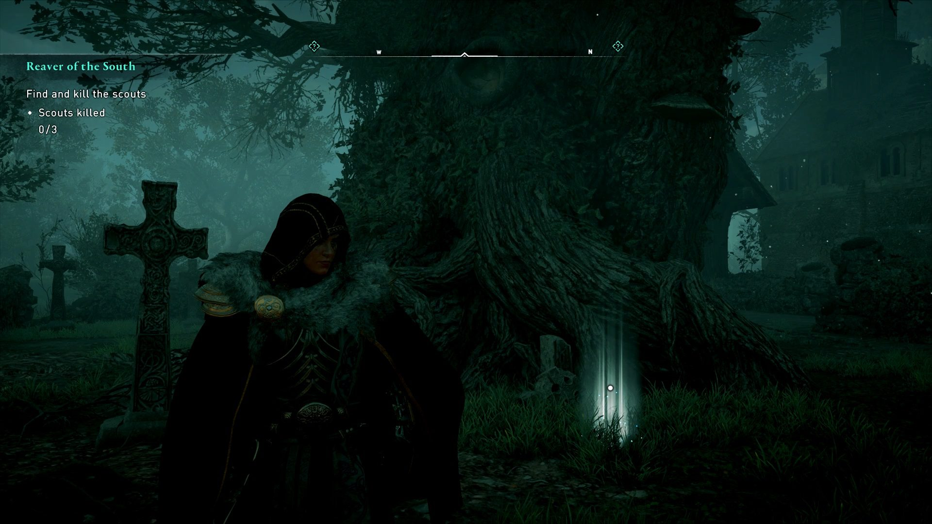 Assassin's Creed Valhalla Suthsexe Hoard Map Treasure Location