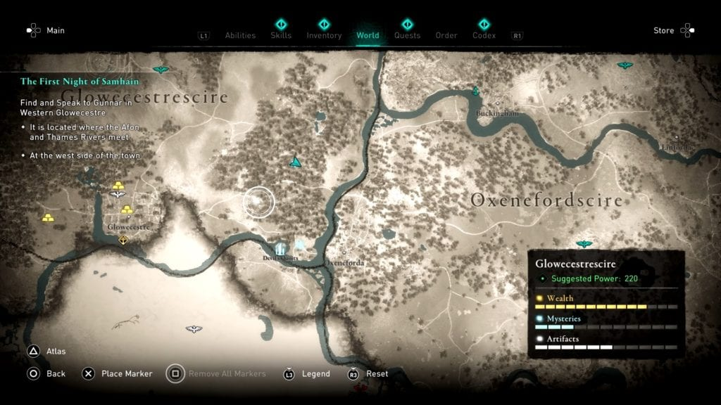 Assassin's Creed Valhalla The Body Quest Guide