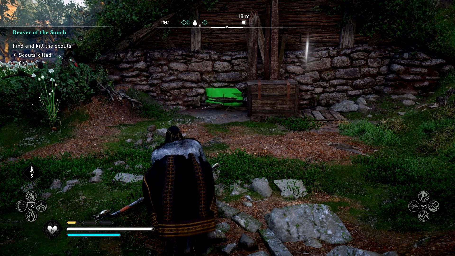 Assassin's Creed Valhalla Witch's House
