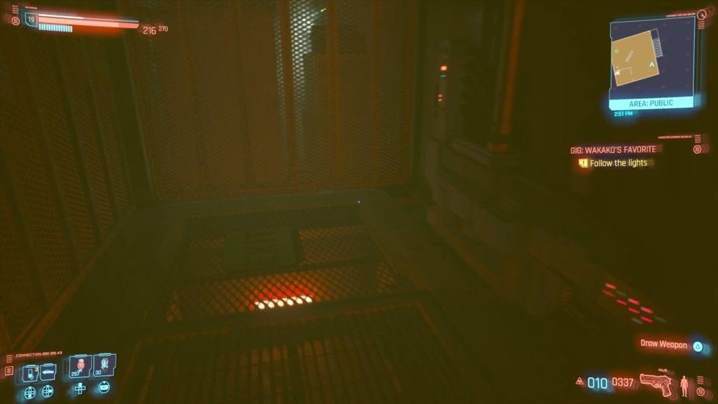 Cyberpunk 2077 Chang Hoon Lights