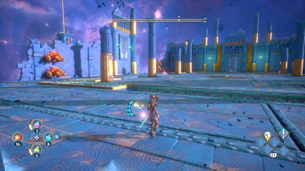 Immortals Fenyx Rising Arena Of Fortitude Vault Guide
