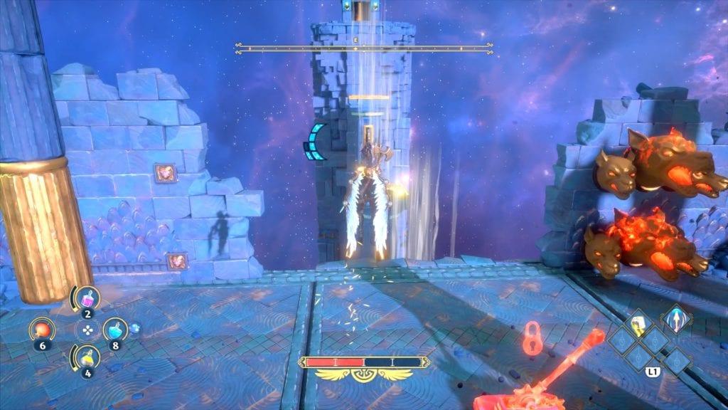 Immortals Fenyx Rising Arena Of Fortitude Vault Chest