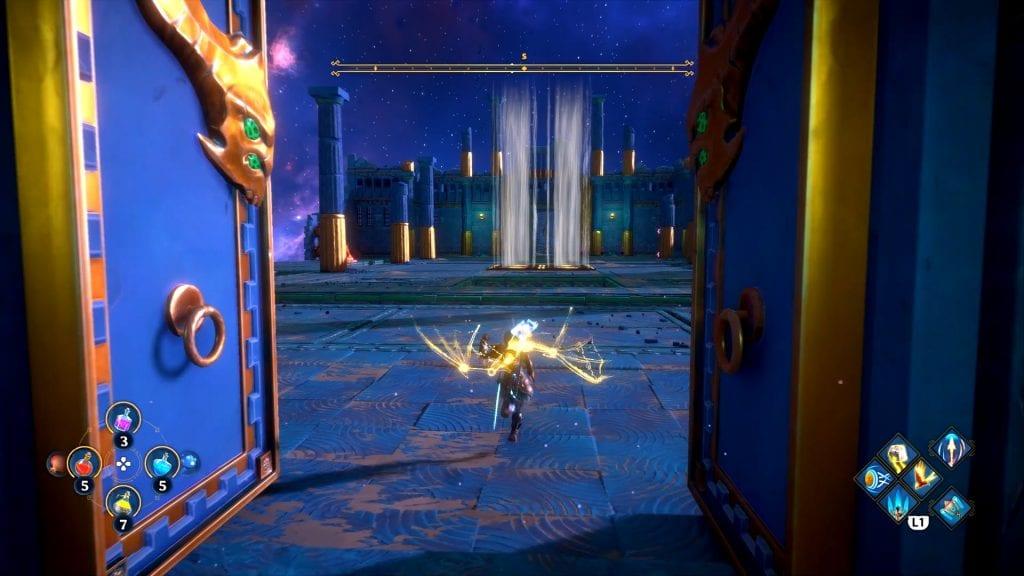 Immortals Fenyx Rising Arena of Heroism Vault of Tartaros Walkthrough