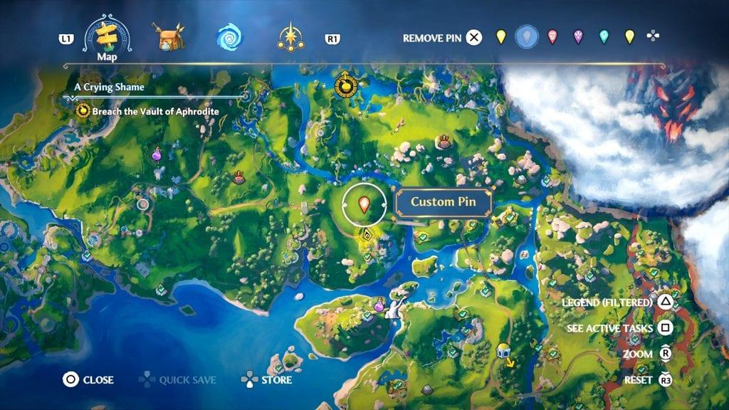 Immortals Fenyx Rising Mounts Bolt Location Guide