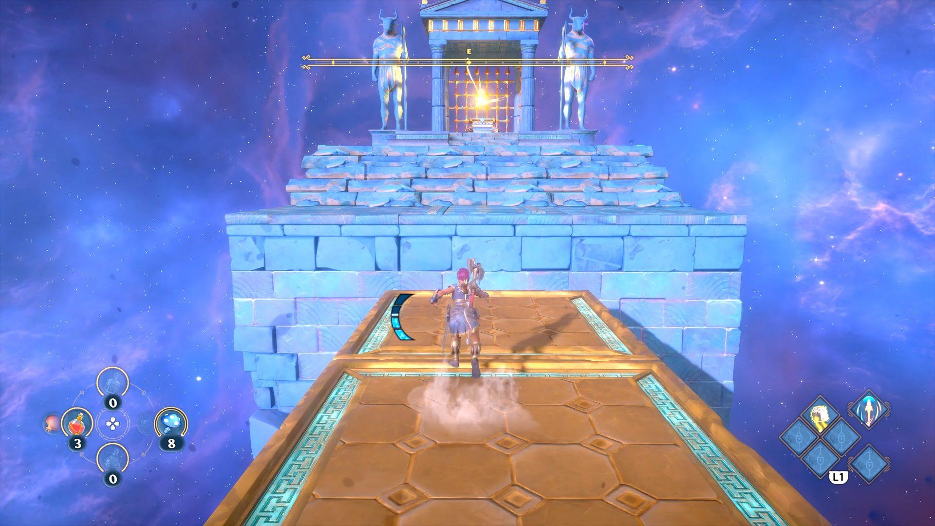 Immortals Fenyx Rising Odysseus's Struggle Zeus Lightning Location