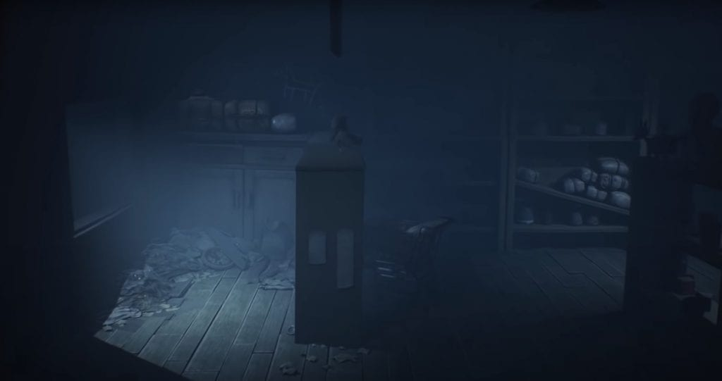 Little Nightmares II Chapter 4 Hats Locations
