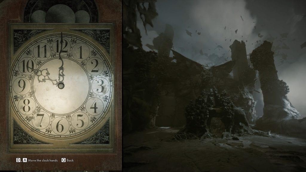 The Medium Thomas's Office Clock Puzzle