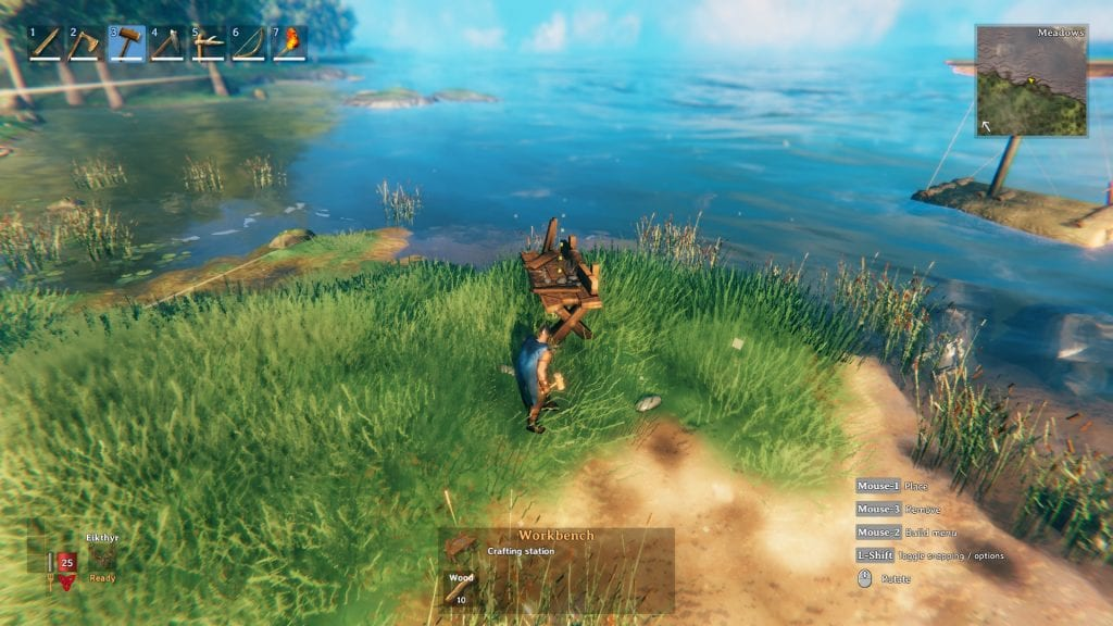 Valheim Raft How To Build