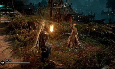 Assassin's Creed Valhalla All Firepits Locations