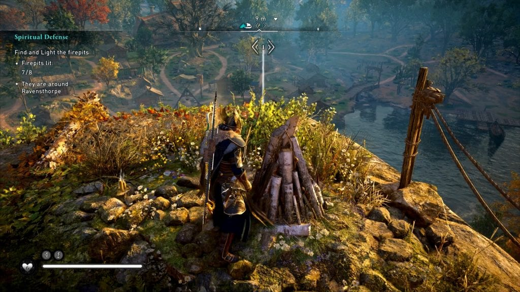 Assassin's Creed Valhalla Firepits Where To Find