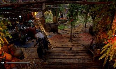Assassin's Creed Valhalla Let's Get Festive Ostara Festival