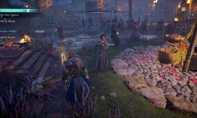 Assassin's Creed Valhalla May Queen Ostara Festival Quest