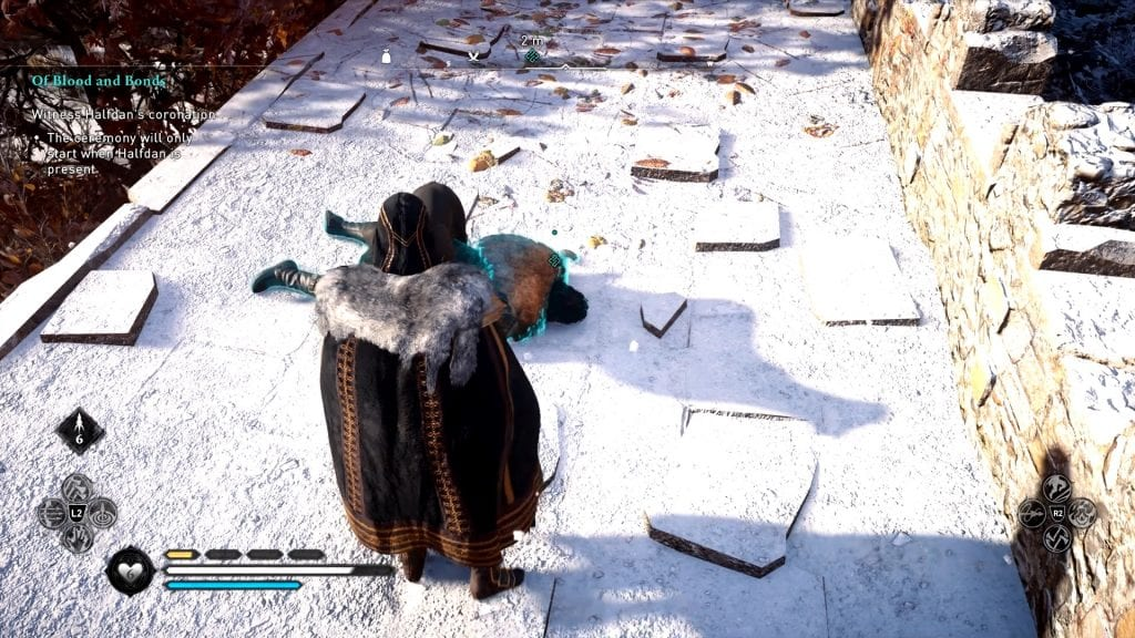 Assassin's Creed Valhalla Of Blood And Bonds Halfdan Glitch