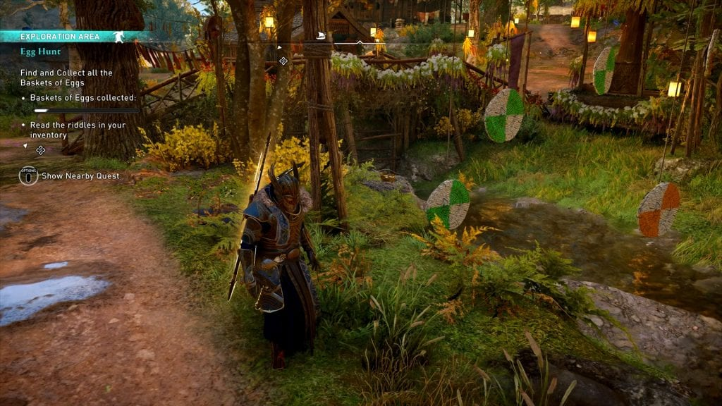 Assassin's Creed Valhalla Ostara Baskets Of Eggs Locations