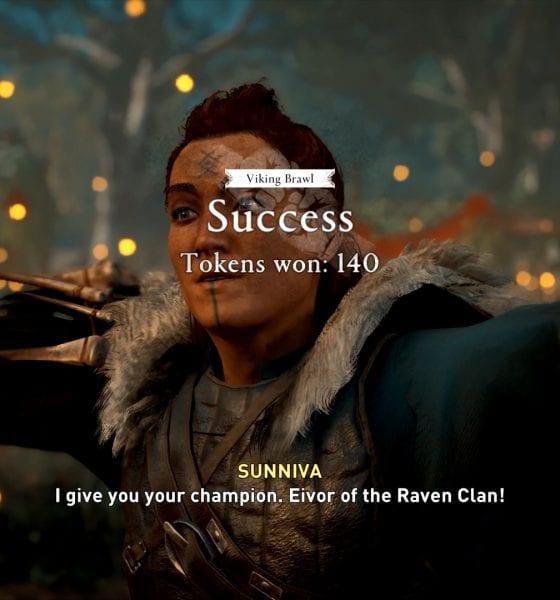 Assassin's Creed Valhalla Ostara Viking Brawl
