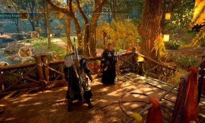 Assassin's Creed Valhalla Twirling Targets High Score