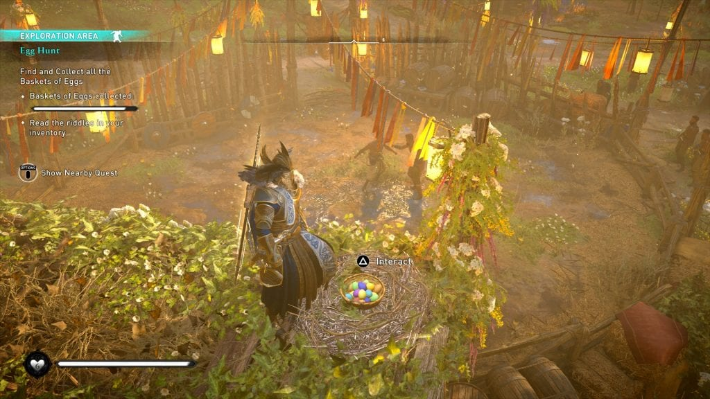 Ostara Festival Egg Hunt All Locations Assassins Creed